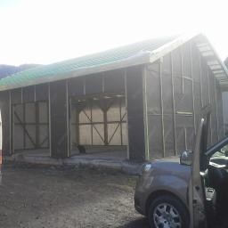 Zabudowy garażowe