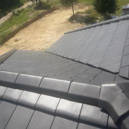 Wymiana dachu Czernichów 5