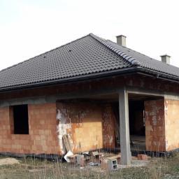 Dachówki cementowe Brass
