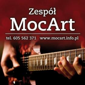 Zespół MocArt - Zespół muzyczny Zduńska Wola