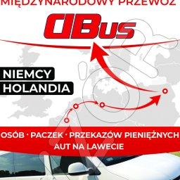 DanBus Palczewski - Firma transportowa Bargłów Kościelny