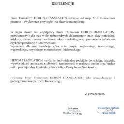 Tłumaczenia dokumentów Siemianowice Śląskie 2