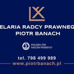 Kancelaria Radcy Prawnego LEX Piotr Banach - Obsługa prawna firm Oświęcim