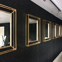 Lustra do beauty salon