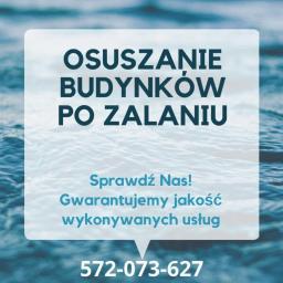 Dry Service Group Sp. Z.O.O. - Osuszanie Tynków Warszawa