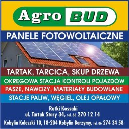 Agro - Bud Józef Kossakowski - Energia Odnawialna Rutki-Kossaki