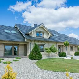 Naturalne domy, zdrowe, energooszczędne i ekologiczne.