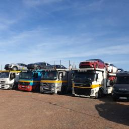 Transport samochodów z zagranicy Gierałtowice 1