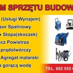 ANDREAS mgr Andrzej Szczepański - Wypożyczalnia Zagęszczarek Raciążek