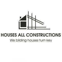Houses All Constructions - Domek Holenderski z Tarasem Szczecinek