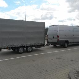 Transport międzynarodowy do 3,5t Koprzywnica 3