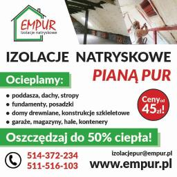 EMPUR - Transport busem Radom