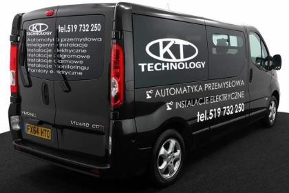 KT Technology - Inteligentny dom Siedliska