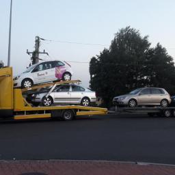 F.H.U AUTO COMPLEX Mariusz kowalski - Firma transportowa radom