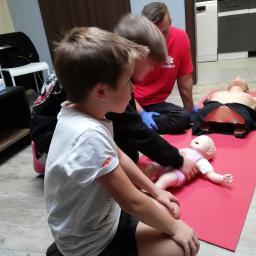 Kurs pierwszej pomocy Lubaczów 4