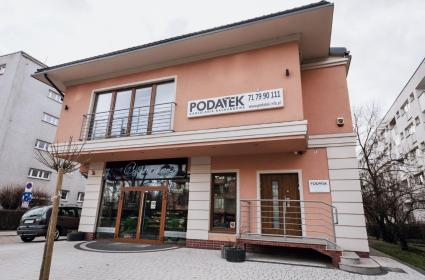 Kancelaria Rachunkowa PODATEK - Biuro rachunkowe Wrocław