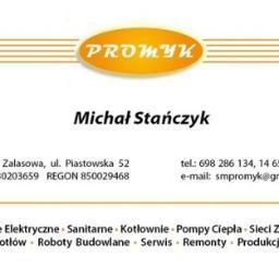 Michał Stańczyk PROMYK - Inteligentny dom Zalasowa