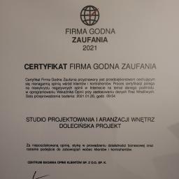 Dolecinska Projekt - Firmy remontowo-wykończeniowe Gdynia