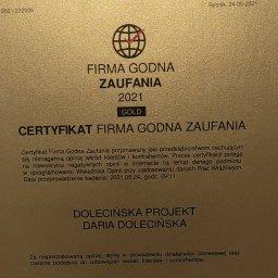 Dolecinska Projekt - Projekty Wnętrz Gdynia