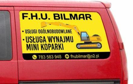FHU BILMAR - Wyburzenia, Rozbiórki Elbląg