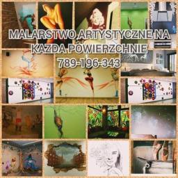 Malarstwo artystyczne Lodz 3