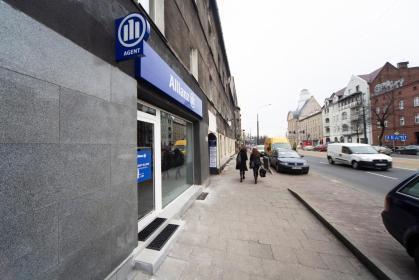 Allianz - Punkt Obsługi Sprzedaży - Ubezpieczenie firmy Katowice