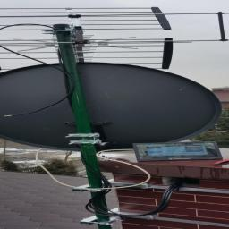 Montaż anten Dąbrowa Górnicza 2