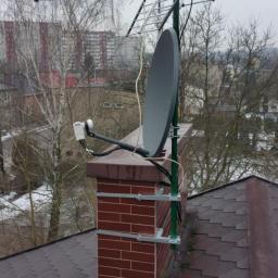 Montaż anten Dąbrowa Górnicza 1
