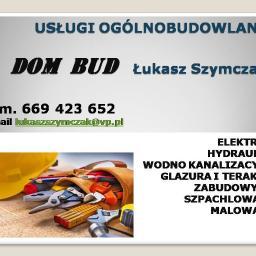 Dom-Bud - Instalacje grzewcze Krągola