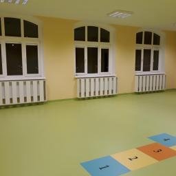 Remont pomieszczeń na potrzeby przedszkola w Ratowicach
