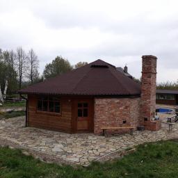 Górski Potok - wiata z grillem