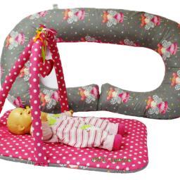 wielofunkcyjna poduszka ciążowa