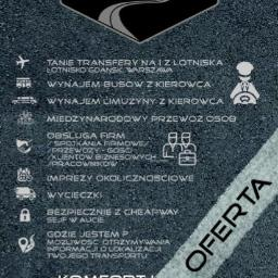 CheapWay - Przewozy Gdynia
