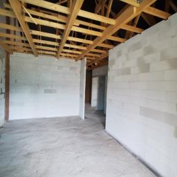 Wykonanie ścian działowych