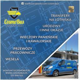 CosmoBus - Firma transportowa Bielsko-Biała