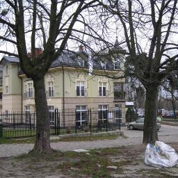 Budynek mieszkalno usługowy Gdańsk Oliwa.