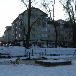 Budynek mieszkalno usługowy Gdańsk Siedlce