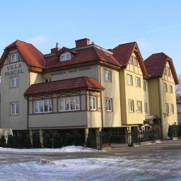 Pensjonat Gdańsk Brzeźno