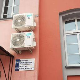 Klimatyzacja Turze 14