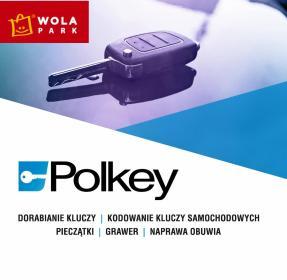 Polkey Dorabianie Kluczy - Obróbka Metali Warszawa