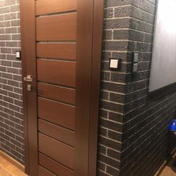 Drzwi wewnętrzne DRE bezprzylegowe