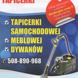 Cleanprof - Pranie Tapicerki Samochodowej Kraków