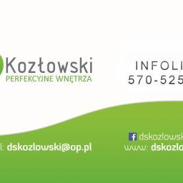 DS Kozłowski Perfekcyjne Wnętrza - Wylewki Betonowe Gliwice
