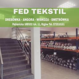 Hurtownia Tkanin Rzgów 2