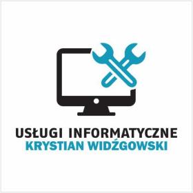 Usługi informatyczne Krystian Widźgowski - Wizytówki Hartowiec
