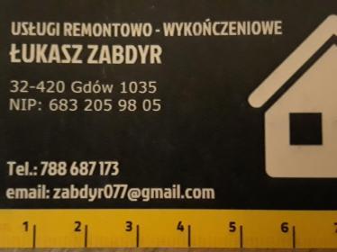 Lukasz Zabdyr - Kominki Gdów