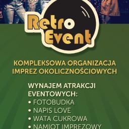 RETRO EVENT - Agencje Eventowe Lublin