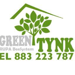 Green Tynk BeeSystem - Mury oporowe Warszawa