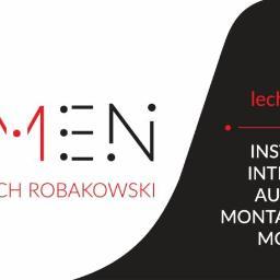LUMEN Lech Robakowski - Montaż anten Żnin