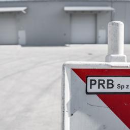 PRB - Układanie kostki brukowej Domaniów